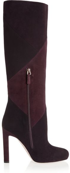 Brian Atwood Nevada suede knee boots by Brian Atwood...