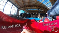 Rulantica 2019 Överstor 360° VR POV Onride Vr, Times Square, Fair Grounds, Travel, Viajes, Destinations, Traveling, Trips, Tourism