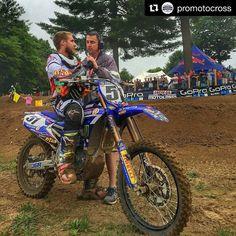 #EzRepost @jgrmx with @ezrepostapp  #Repost @promotocross with @repostapp  Today's fastest 450 qualifier is @justinbarcia. #Motocross #ProMotocross #Moto #ThisIsMoto #SouthwickMX @thewick338mx