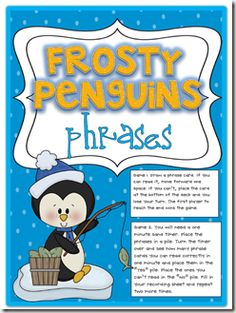 Two New Winter Freebies - Re-pinned by @PediaStaff – Please Visit http://ht.ly/63sNt for all our pediatric therapy pins