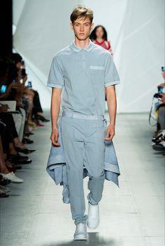 Lacoste - Men Fashion Spring Summer 2015 - Shows - Vogue.it