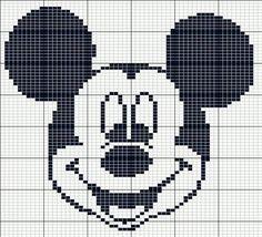 Mickey Mouse perler bead pattern – Famous Last Words Crochet Disney, Crochet Mickey Mouse, Mickey Mouse Quilt, Crochet Pixel, Crochet Chart, Cross Stitching, Cross Stitch Embroidery, Cross Stitch Patterns, Beading Patterns
