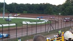 A Day at the Races at Lenerville Speedway
