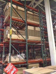 Ridg-u-Rak Drive-in Rack System - by SJF.com #racks #Storage #b2b