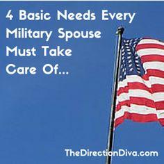 As a military spouse