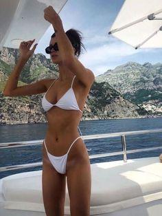 The Bikini, Sexy Bikini, Bikini Girls, Skinny Girls Bikini, Skinny Bikini Body, Summer Vibe, Summer Body, Casual Summer, Mädchen In Bikinis