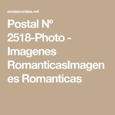 Postal Nº 2518-Photo - Imagenes RomanticasImagenes Romanticas