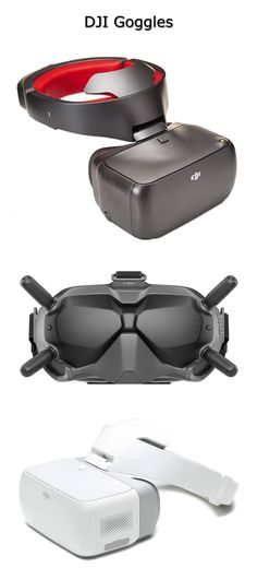 DJI Goggle review including Racing Edition (RE) and DJI FPV system. Covers all the features, specifications on DJI Goggles, FPV Air and RC