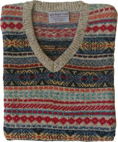 Fisherman Fair Isle Donegal Yarn The Effective Pictures We Offer You About fair is St Andrews, Fair Isle Pullover, Making Scarves, Fair Isle Knitting Patterns, British Country Style, Little Shop Of Horrors, Shetland Wool, Gents Fashion, Donegal