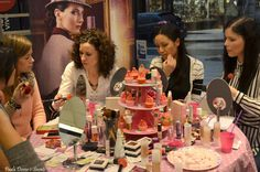 Benefit Beauty Party  @Benefit Cosmetics #santiagodecompostela in @Sephora Spain