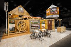 Hodgson Mill - MG Design | Trade Show Exhibits, Meetings, Events, Environments ...By Design. Inspiration for #meetingprofs and #eventprofs at Eventinterface. Exhibit Design, Booth Design, Trade Show, Environment, Design Inspiration, Events, Pop, House, Ideas