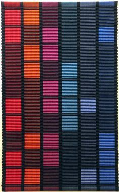 Rep Weave on Pinterest | Weaving, Table Runners and Marshalls