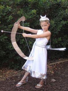 1000+ images about Artemis costume on Pinterest | Artemis ...