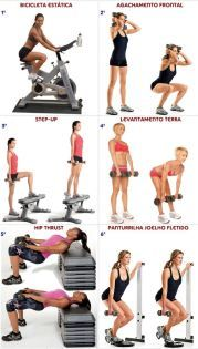 Healthy Back Exercises Workout List, Gym Workouts, Corps Parfait, Back Exercises, Sporty Girls, Keep Fit, Gym Time, Physical Fitness, Fitness Fashion