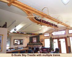 Loco-Boose Hobbies | Sky-Trestle - G-Scale