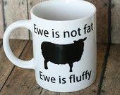 Custom Coffee Mug Decals, Coffee Mug Decals, Custom Coffee Mugs, For Fox Sake
