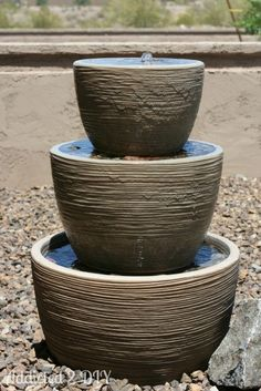 13 Mini Water Features to Add Zen to Your Garden