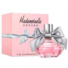 Купить Azzaro Mademoiselle за 2730 руб #AzzaroWomen #духи #парфюм #парфюмерия Первые весенние лучи солнца заливают мостовую. Юная парижанка спешит на свидание, ее каблучки звонко цокают в такт ее сердцу. Модная короткая стрижка, розовое плиссированное платье с шелковым серым ба�