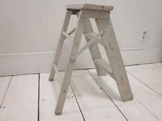 Vintage Step Ladder. $28.00, via Etsy.