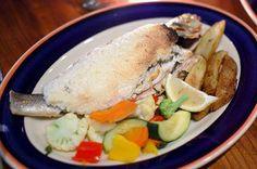Métodos de cocción: Cocinar a la sal