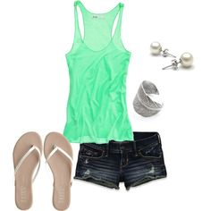 Summer please come faster. simple and cute.