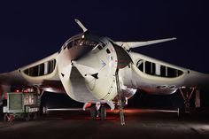 Handley Page Victor K.2 (XL231) 'Lusty Lindy' night-shoot