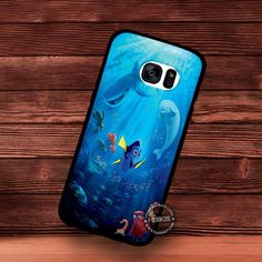 Finding Dory And Friend Disney - Samsung Galaxy S7 S6 S5 Note 7 Cases & Covers
