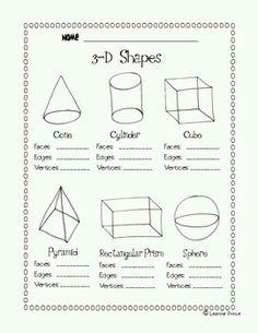 2d shapes worksheet lessons pinterest shapes worksheets worksheets. Black Bedroom Furniture Sets. Home Design Ideas