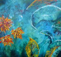 Feature on painter Ank Draijer: