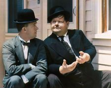 (*) stan laurel and oliver hardy