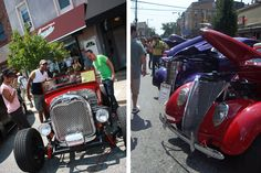 The East Passyunk Car Show And Street Festival Races Into Town For Its Annual Showing Of Fine Vehicles Of All Sort, Sunday, July 28