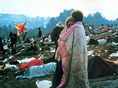 Couple at Woodstock