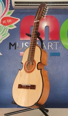 Puerto Rican Cuatro with Gig Bag+Free Lessons,Handmade in Puerto Rico by Luthier
