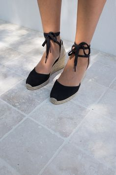 Detailed Review of the Castañer Carina Wedge Espadrilles