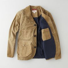 "grailshit: ""Filson Guide Work Shirt Soy Wax """