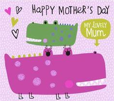 Mother's Day - Dawn Machell