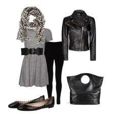 Moda Primaverile. Vestiti corti e leggings!