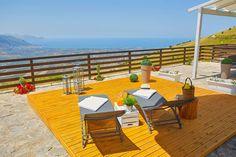 villa in a quiet area 600 meters above sea level - Domki do wynajęcia w: Alcamo, Sicilia, Włochy