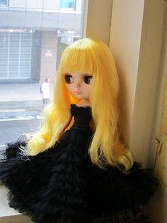 "12""Nude Neo Factory Blythe Doll Like 9th Anniversary Marabelle Melody for Custom   eBay"