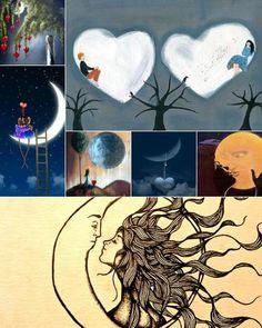 Amor lunar... lunar