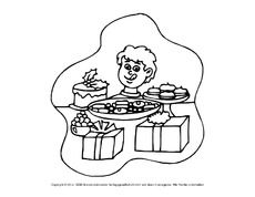 Ausmalbild-Weihnachtsabend-2.pdf Fallout Vault, Fictional Characters, Art, Holidays, Kunst, Fantasy Characters, Art Education, Artworks