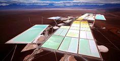 Chile sigue a la cabeza en ranking de países productores de Litio - Noticias - Comunidad Portal Minero