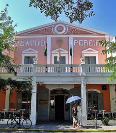 teatro pereira | Teatro Pereira, Ibiza Town | Flickr - Photo Sharing! I want to catch an afternoon snack here