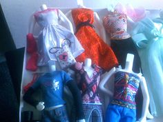Super LIV -Barbie Fashionista Clothing Lot - Accessories, Shoes, Hats & More in Dolls & Bears, Dolls, Barbie Contemporary (1973-Now) | eBay!
