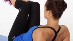 Workout Video: Burn Lower-Belly Fat with the 8 Best Exercises for Lower Abs -Shape Magazine