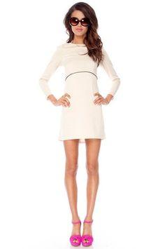 Jackie K inspired dress style