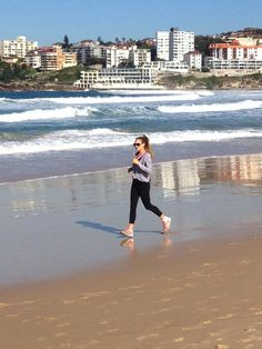 My Exercise Regime - Jessica sepel