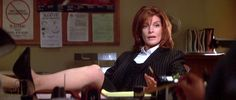 Rene Russo In The Thomas Crown Affair Titles The Thomas Crown Affair ...