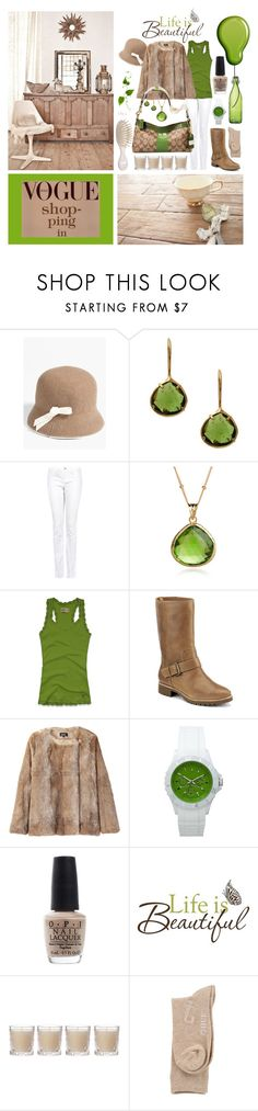 """answer"" by alevalepra ❤ liked on Polyvore featuring Nordstrom, Coralia Leets, MANGO, Hollister Co., Sperry, A.P.C., OPI, Brewster Home Fashions, Shabby Chic and Prezzo"
