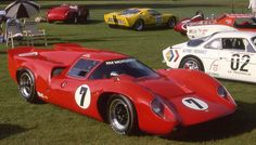 1969 Lola T-70  coupe racer